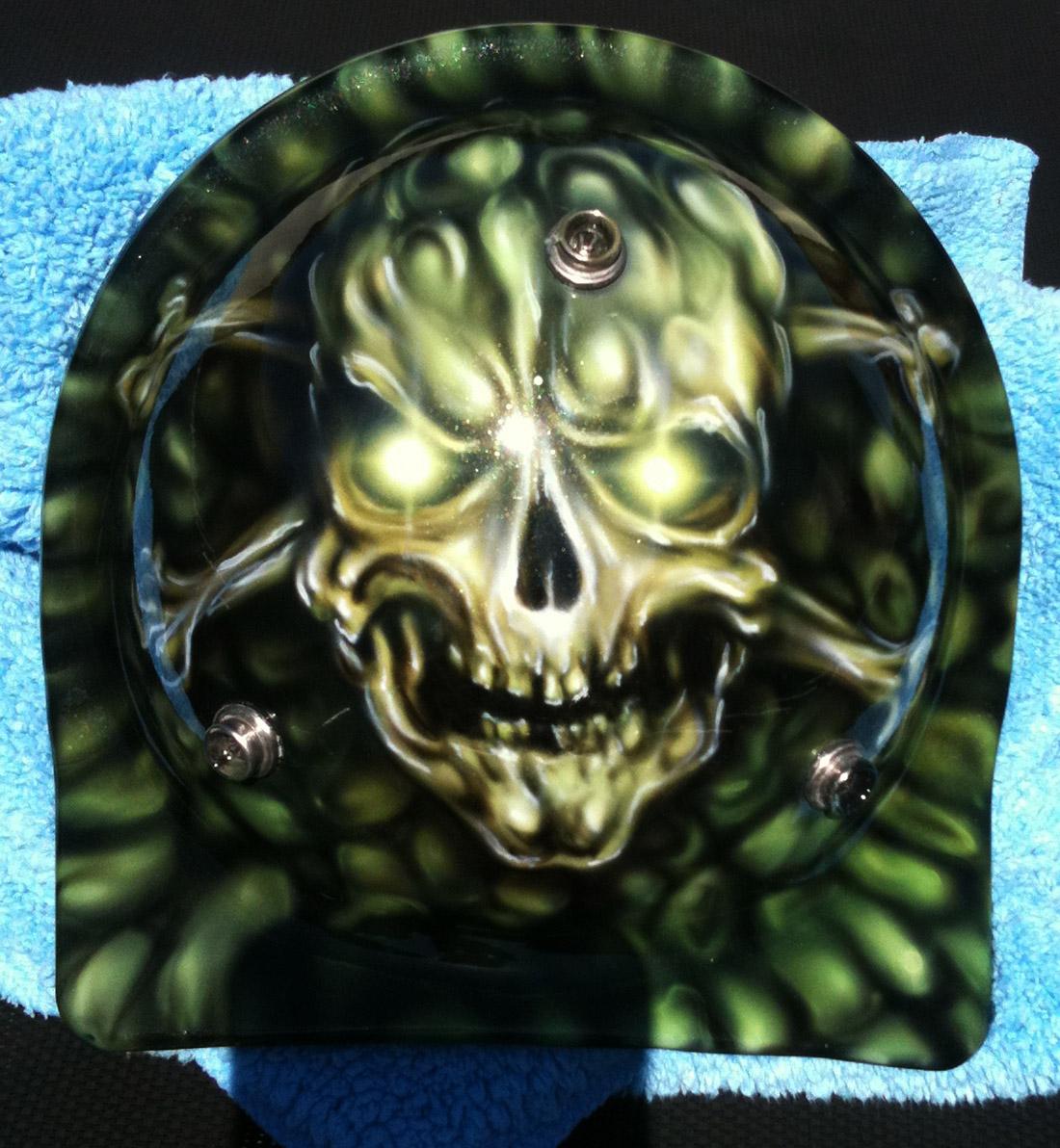 gators-skull-cap